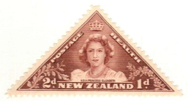 1943 New Zealand