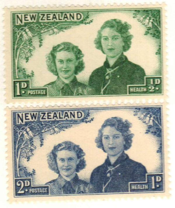 1944 New Zealand