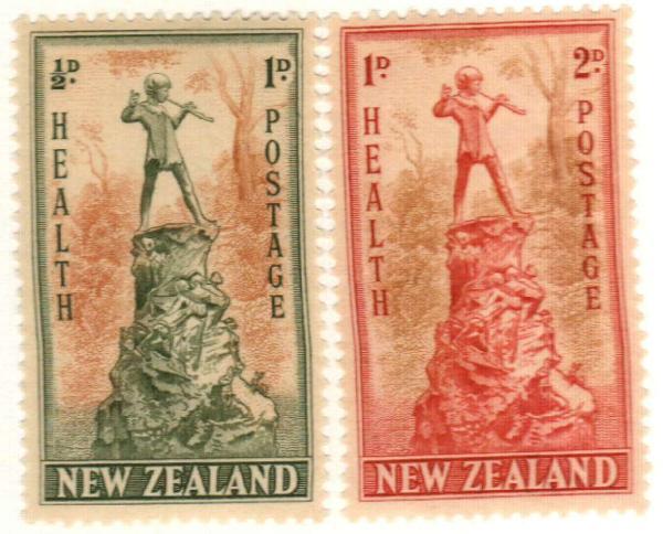 1945 New Zealand