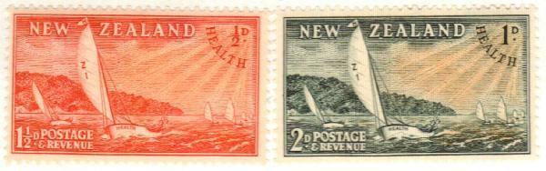 1951 New Zealand