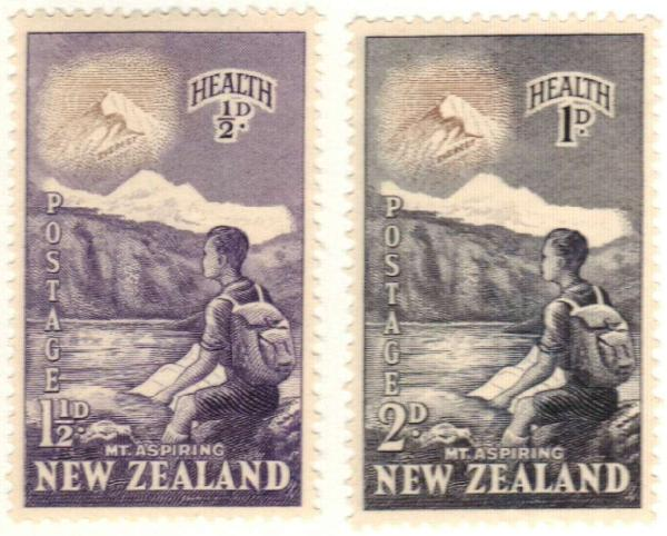 1954 New Zealand