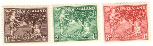 1956 New Zealand