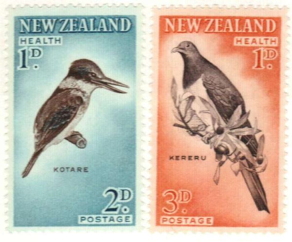 1960 New Zealand