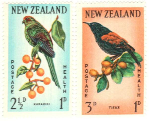 1962 New Zealand