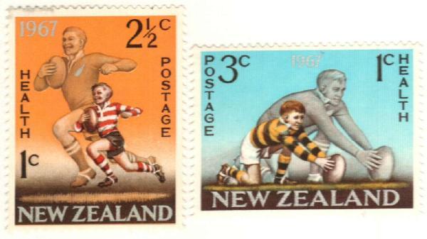 1967 New Zealand