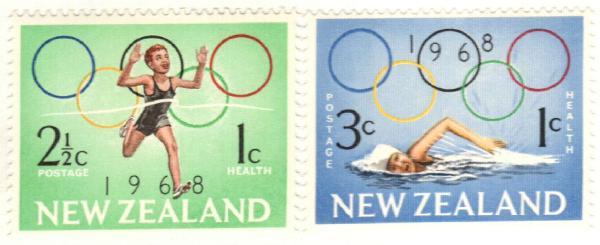 1968 New Zealand