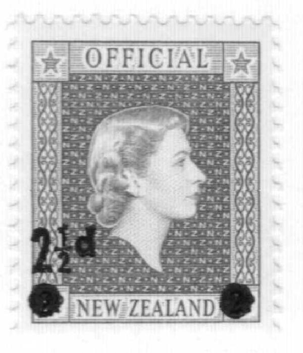 1961 New Zealand