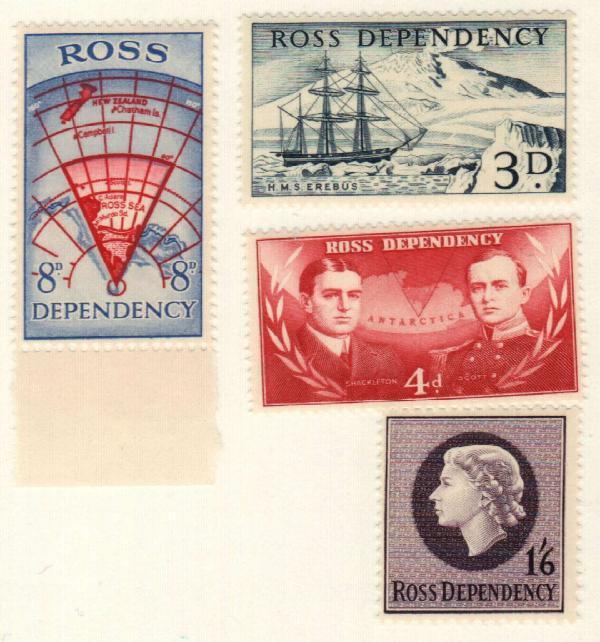1957 New Zealand-Ross Dependency