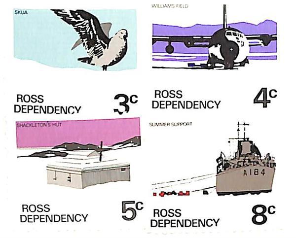 1972 New Zealand-Ross Dependency