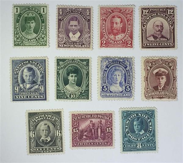 1911 Newfoundland