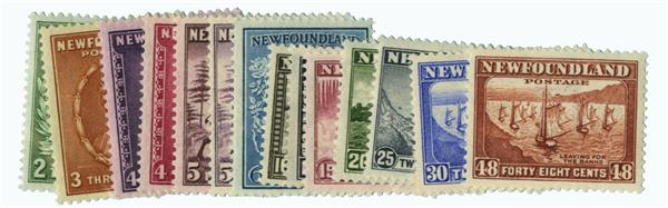 1932-38 Newfoundland