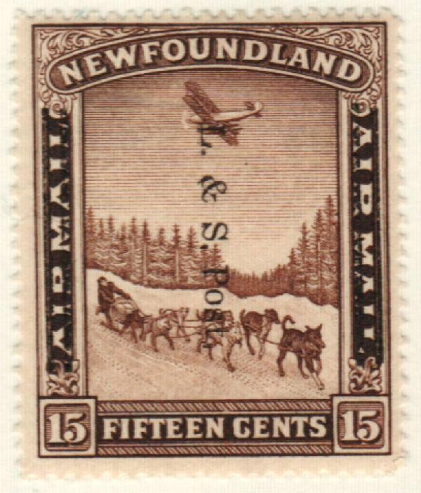 1933 Newfoundland