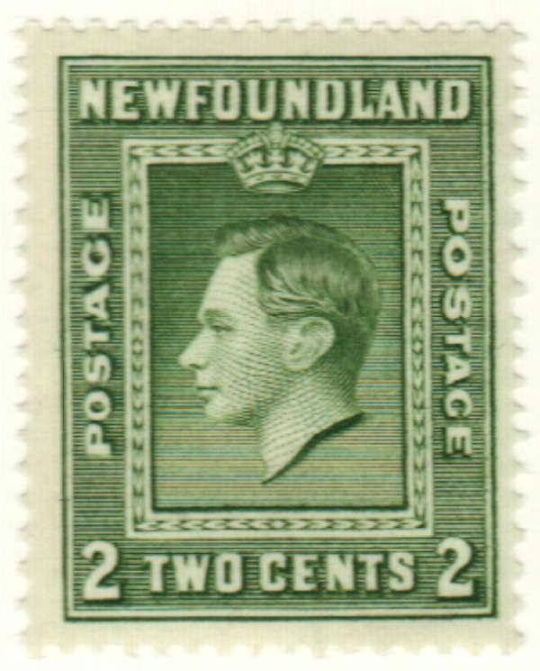 1938 Newfoundland
