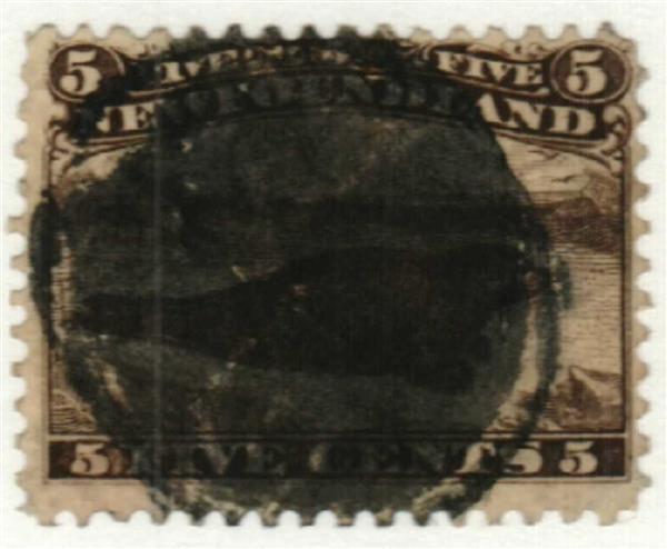 1865 Newfoundland