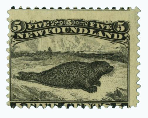 1868 Newfoundland