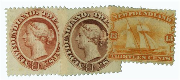 1865-94 Newfoundland