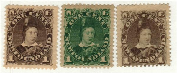 1880-96 Newfoundland