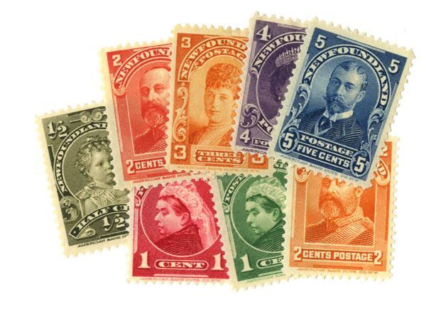 1897-1901 Newfoundland
