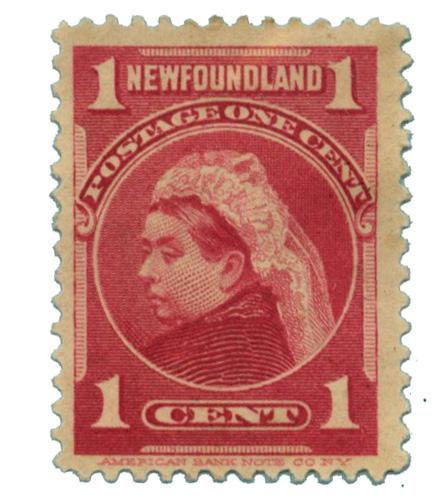 1897 Newfoundland