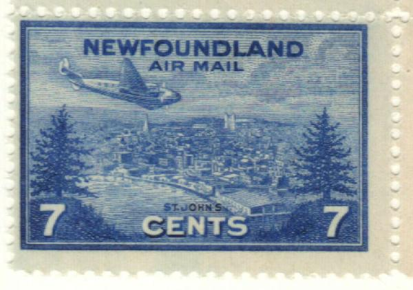 1943 Newfoundland