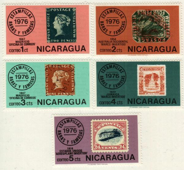 1976 Nicaragua