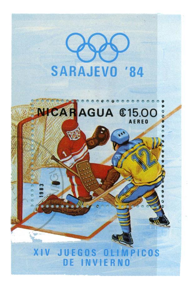 1984 Nicaragua