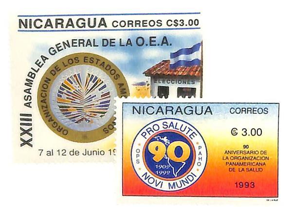 1993 Nicaragua