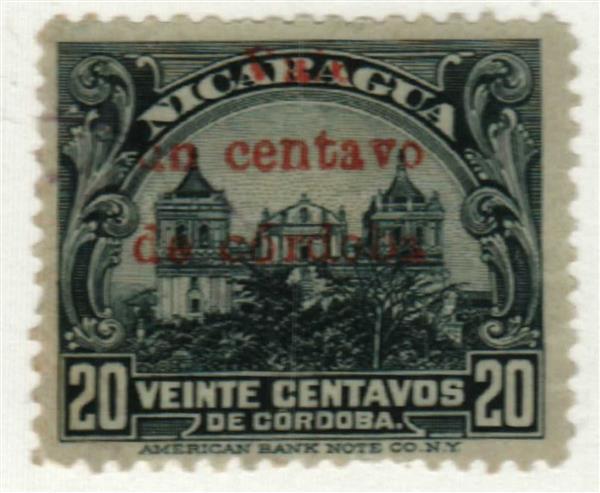 1918 Nicaragua
