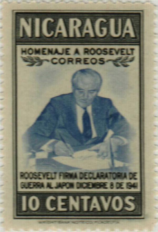 1946 Nicaragua