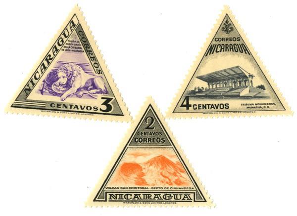 1947 Nicaragua