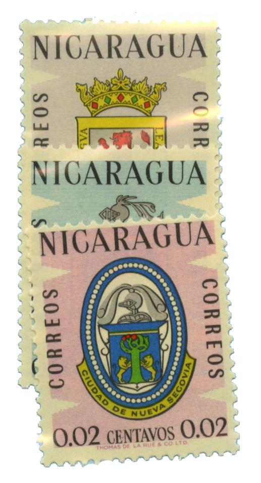 1962 Nicaragua