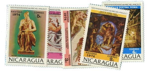 1974 Nicaragua