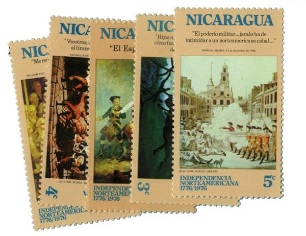 1975 Nicaragua