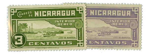 1939 Nicaragua