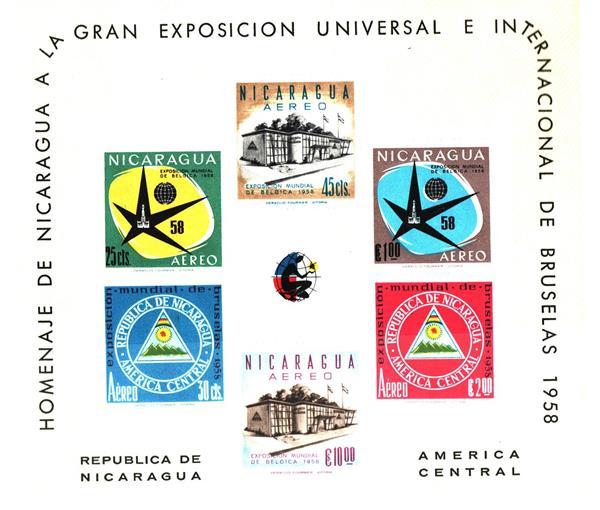 1958 Nicaragua