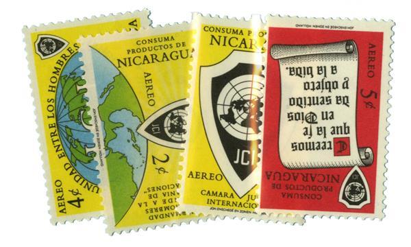 1961 Nicaragua