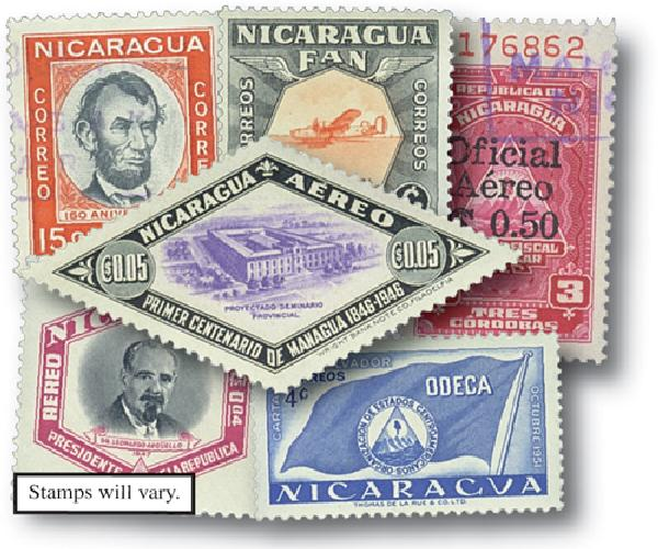 Nicaragua, 100v