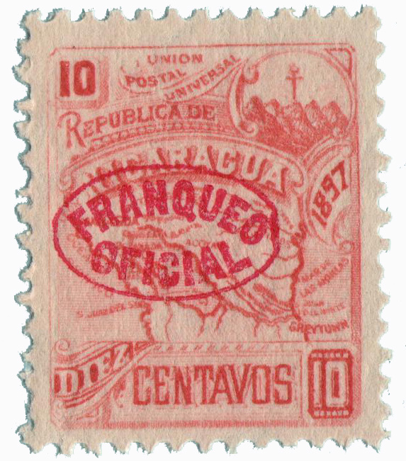 1897 Nicaragua