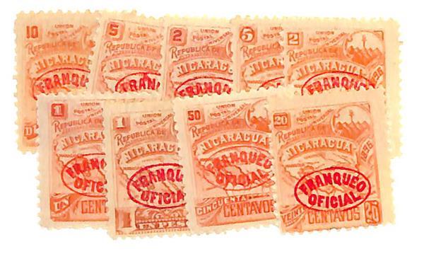1896 Nicaragua