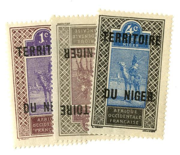 1921-26 Niger