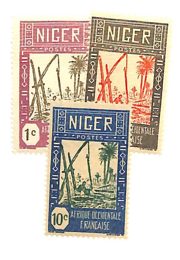 1929 Niger