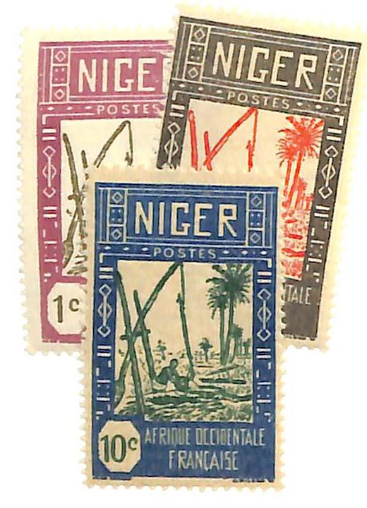 1926 Niger