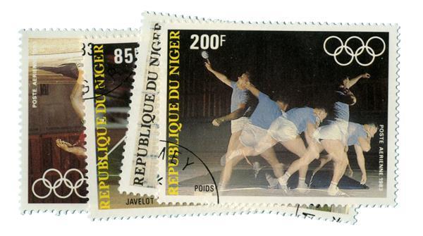 1983 Niger