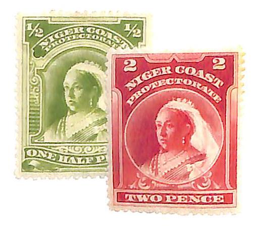 1897-98 Niger Coast Protectorate
