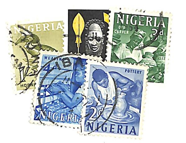 1961 Nigeria