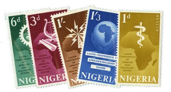 1962 Nigeria