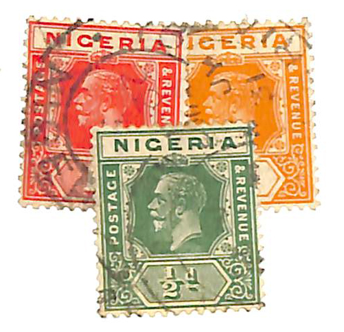 1914-27 Nigeria