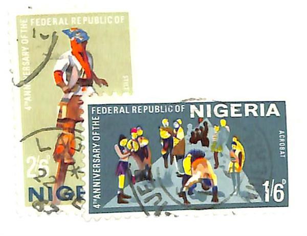 1967 Nigeria