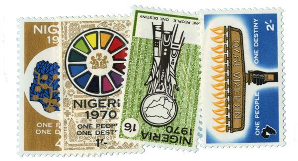 1970 Nigeria