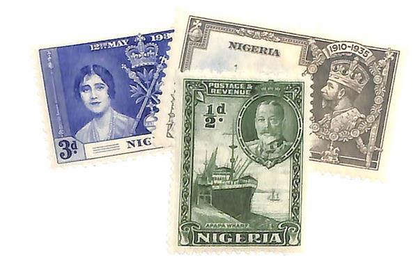 1935-37 Nigeria